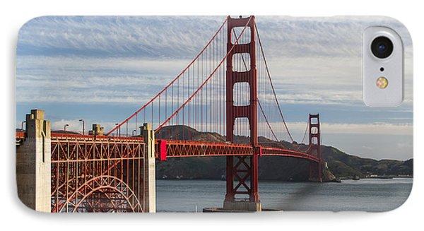 Golden Gate Bridge Morning Light IPhone Case