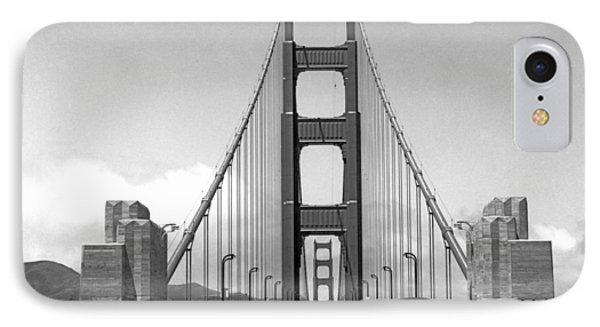 Golden Gate Bridge Preview IPhone Case