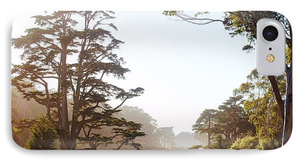 Golden Gate Park San Francisco Phone Case by Artist and Photographer Laura Wrede