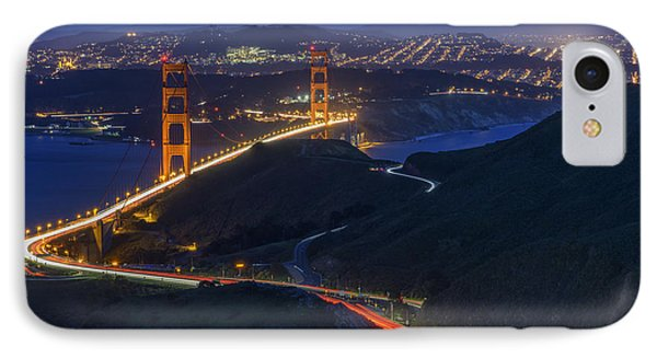 Golden Glow IPhone Case by Rick Berk