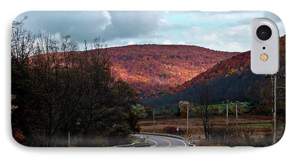 IPhone Case featuring the photograph Golden Hills Of Autumn by Christian Mattison