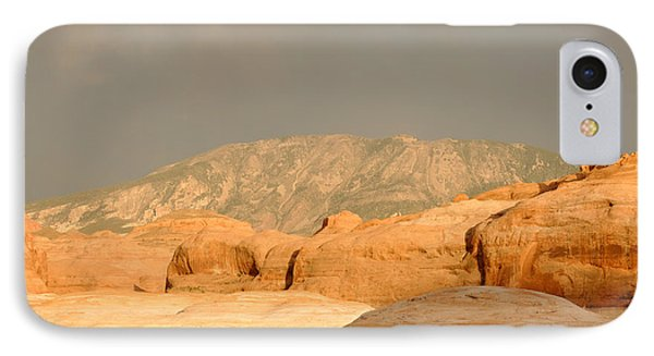 Golden Hour At Lake Powell Phone Case by Julie Niemela