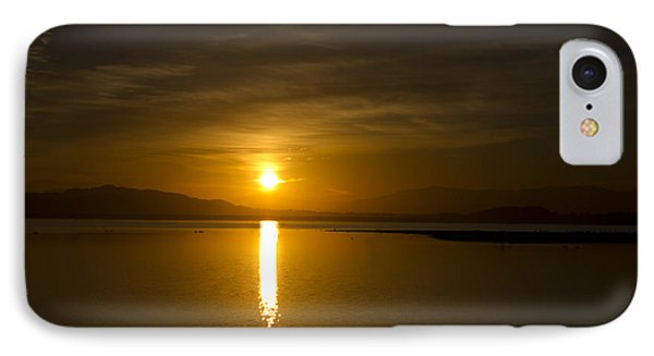 IPhone Case featuring the photograph Golden Morn by Richard Stephen