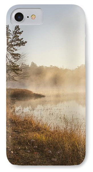 IPhone Case featuring the photograph Golden Morning by Yelena Rozov