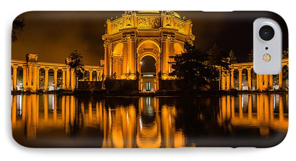 Golden Palace IPhone Case