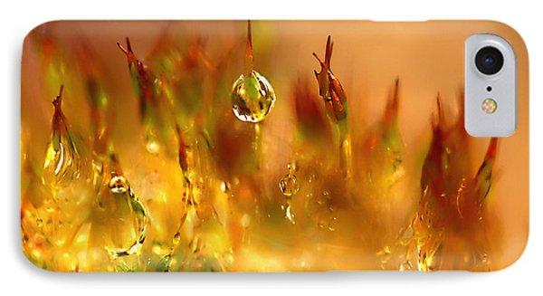 Golden Palette Phone Case by Annie Snel