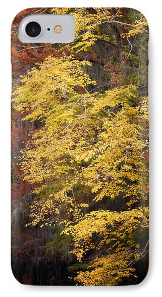 IPhone Case featuring the photograph Golden Rust by Lana Trussell