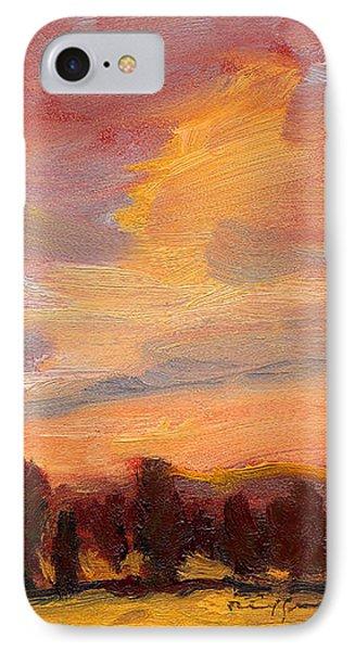 Golden Splendor IPhone Case by J Reifsnyder