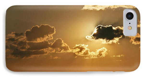 IPhone Case featuring the photograph Golden Sunrise by Joan McArthur