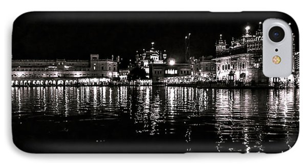 Golden Temple Phone Case by Gautam Gupta