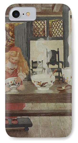Goldilocks IPhone Case by British Library