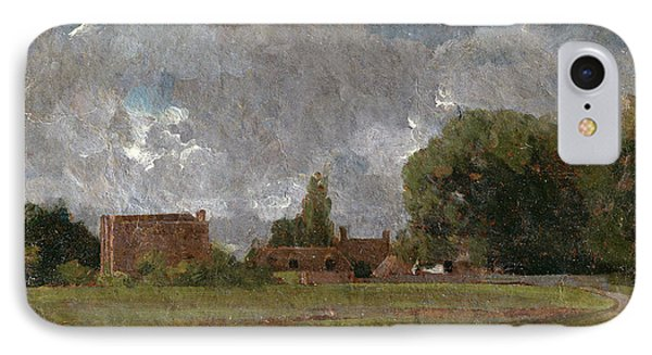 Golding Constables House, East Bergholt The Artists IPhone Case