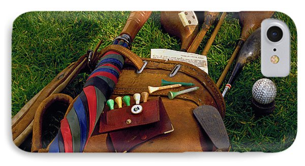 Golf Bag IPhone Case