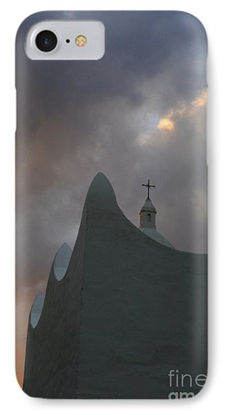 Goliad Mission 2 IPhone Case by Bob Christopher