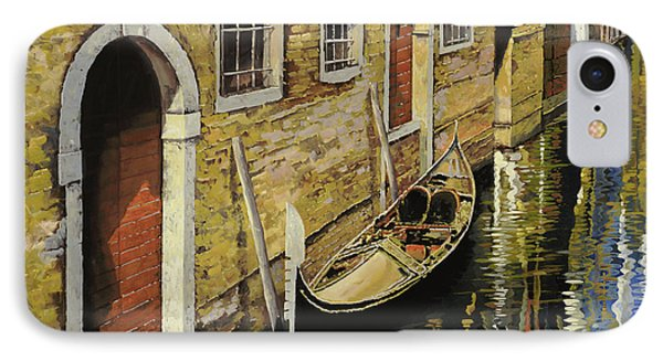Gondola A Venezia IPhone Case