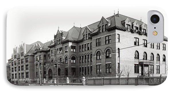 Gonzaga College Spokane 1900 Phone Case by Daniel Hagerman