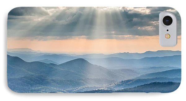 Good Afternoon From Max Patch Phone Case by Rob Travis