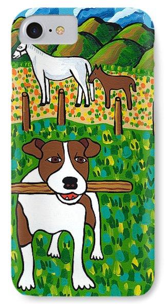 Good Dog IPhone Case