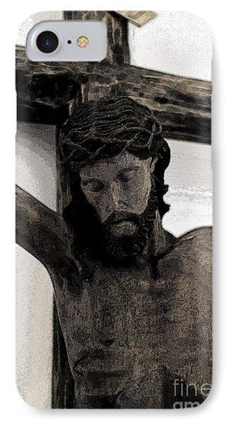 Good Friday Crucifixion IPhone Case