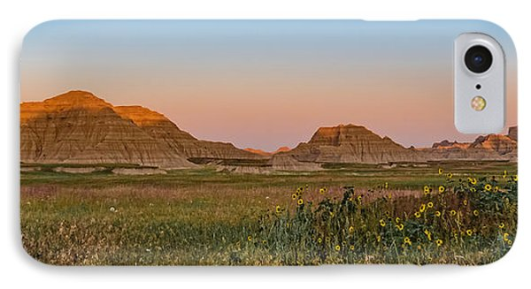 IPhone Case featuring the photograph Good Morning Badlands II by Patti Deters