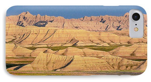 IPhone Case featuring the photograph Good Morning Badlands I by Patti Deters