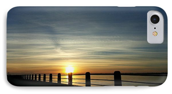 IPhone Case featuring the photograph Good Morning Carolina by Joetta Beauford