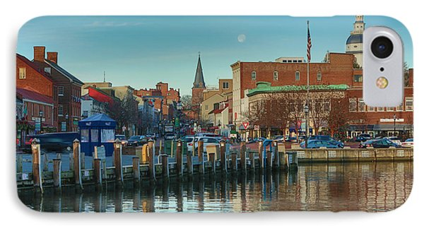 IPhone Case featuring the photograph Good Morning Downtown by Jennifer Casey