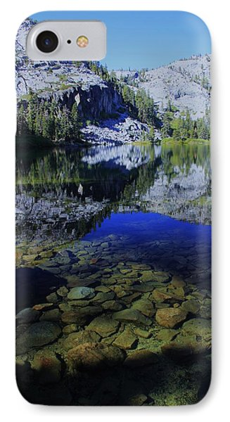 IPhone Case featuring the photograph Good Morning Eagle Lake by Sean Sarsfield