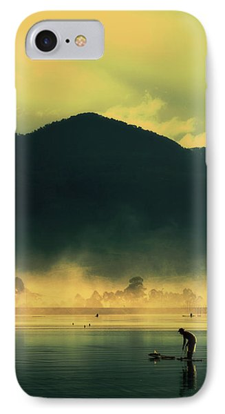 Dawn iPhone 7 Case - Good Morning by Jay Satriani