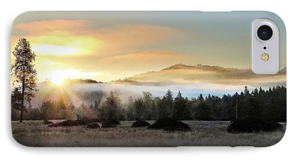 IPhone Case featuring the photograph Good Morning by Julia Hassett