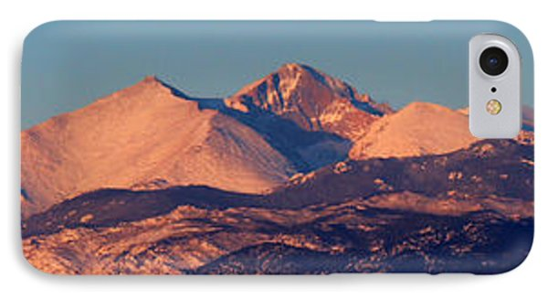 IPhone Case featuring the photograph Good Morning Mr. Moon II by Silke Brubaker