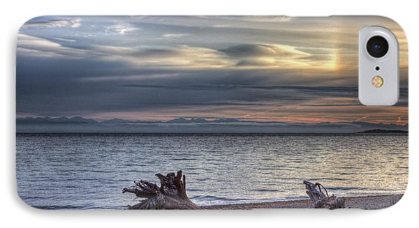 San Pareil Sunrise IPhone Case by Randy Hall