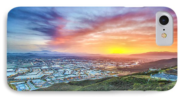 IPhone Case featuring the photograph Good Morning Temecula by Robert  Aycock