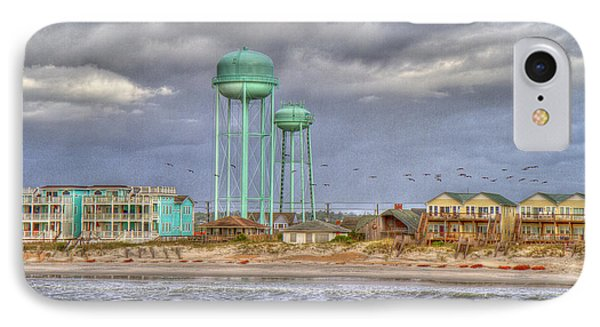 Good Morning Topsail Island IPhone Case