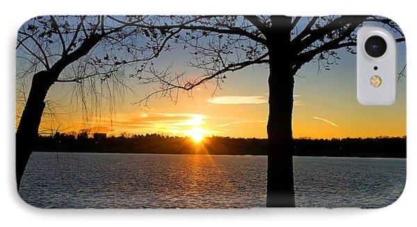 Good Night Potomac River IPhone Case