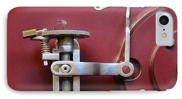 IPhone Case featuring the photograph Good Old Fashioned Engineering ..part Two  by Lynn England