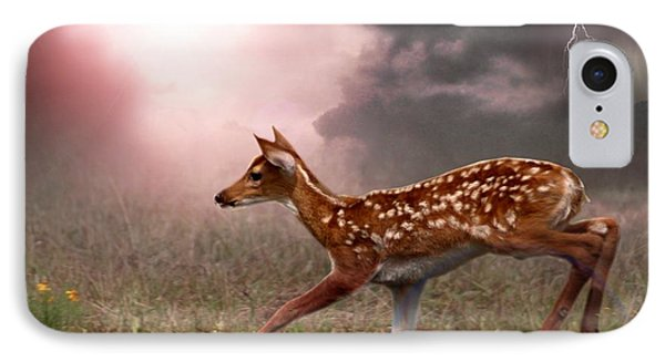 Goodbye Bambi Phone Case by Bill Stephens