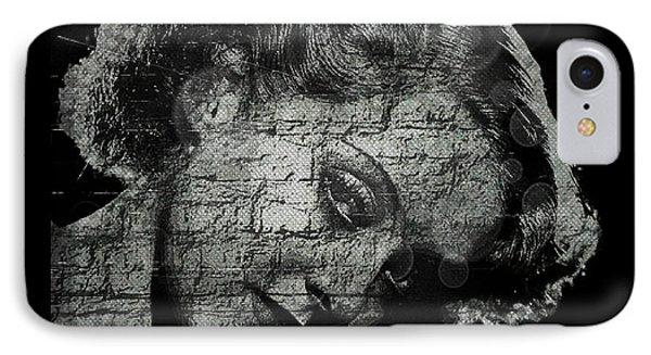 Goodbye Classic America Phone Case by Absinthe Art By Michelle LeAnn Scott