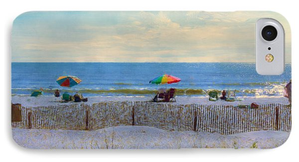 IPhone Case featuring the photograph Goodbye Summer by John Rivera