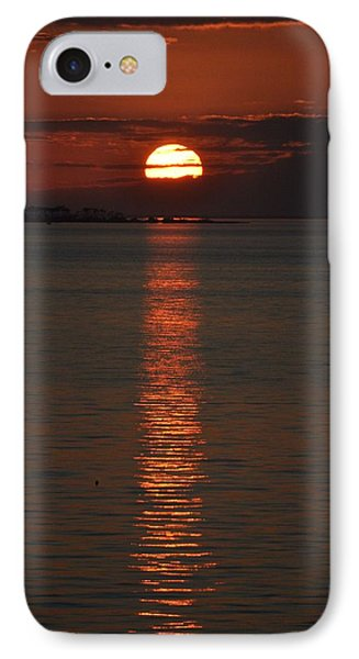 Goodnight Sun Phone Case by Jan Amiss Photography