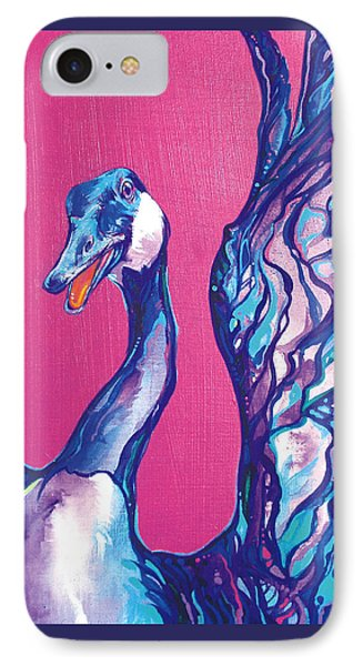 Goose IPhone Case by Derrick Higgins