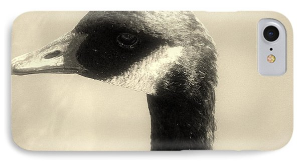 IPhone Case featuring the photograph Goose by Karen Kersey