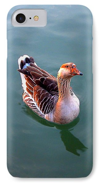 Goose IPhone Case by Marc Philippe Joly