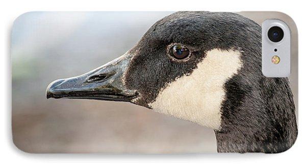 Goose Profile IPhone Case