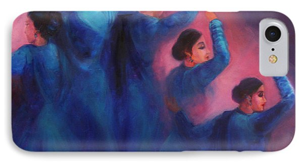 Gopis Dancing In The Dusk IPhone Case