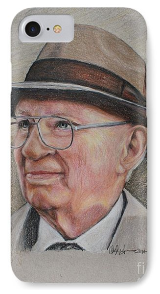 Gordon B. Hinckley IPhone Case