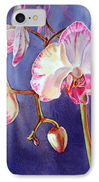 Gorgeous Orchid IPhone 7 Case by Irina Sztukowski