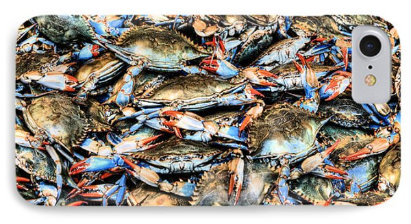Got Crabs IPhone Case by JC Findley