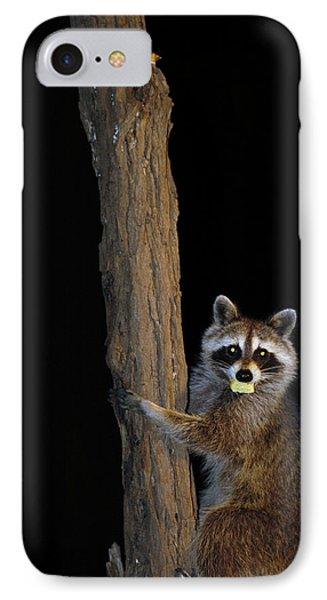 Gotcha The Cornbread Bandit Phone Case by Randall Branham
