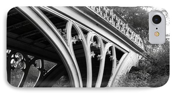 Gothic Bridge Design IPhone Case by Jessica Jenney